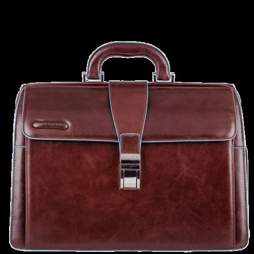 97dac6e53ce2 Компактный бизнес портфель для документов Коричневый 36,5 х 24,5 х 17 см
