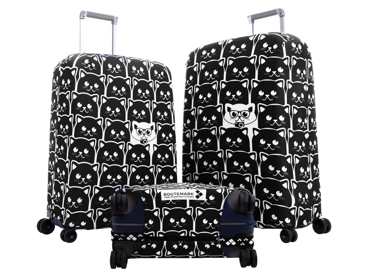 чехлы для чемоданов с колесами