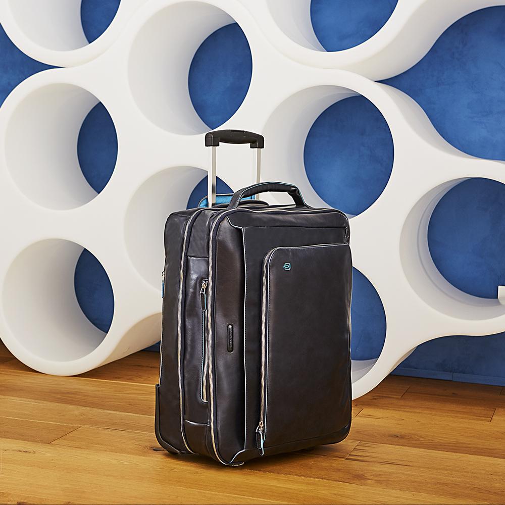 какой чемодан выбрать для путешествий на самолете