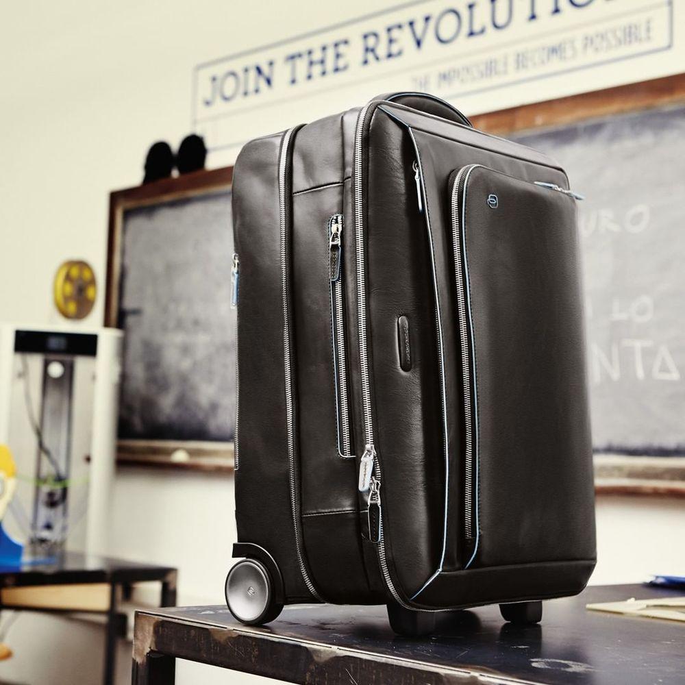 как правильно выбрать чемодан на колесиках