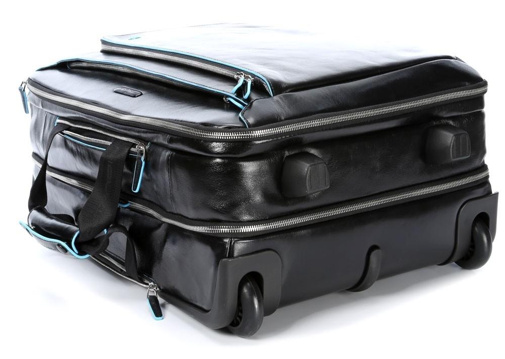 объем чемодана