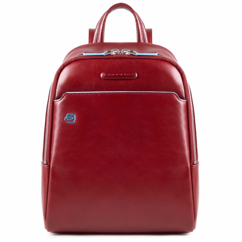 3b71e5980ff0 Рюкзак Piquadro CA4233B2/R женский кожаный красный — купить в официальном  интернет-магазине пиквадро